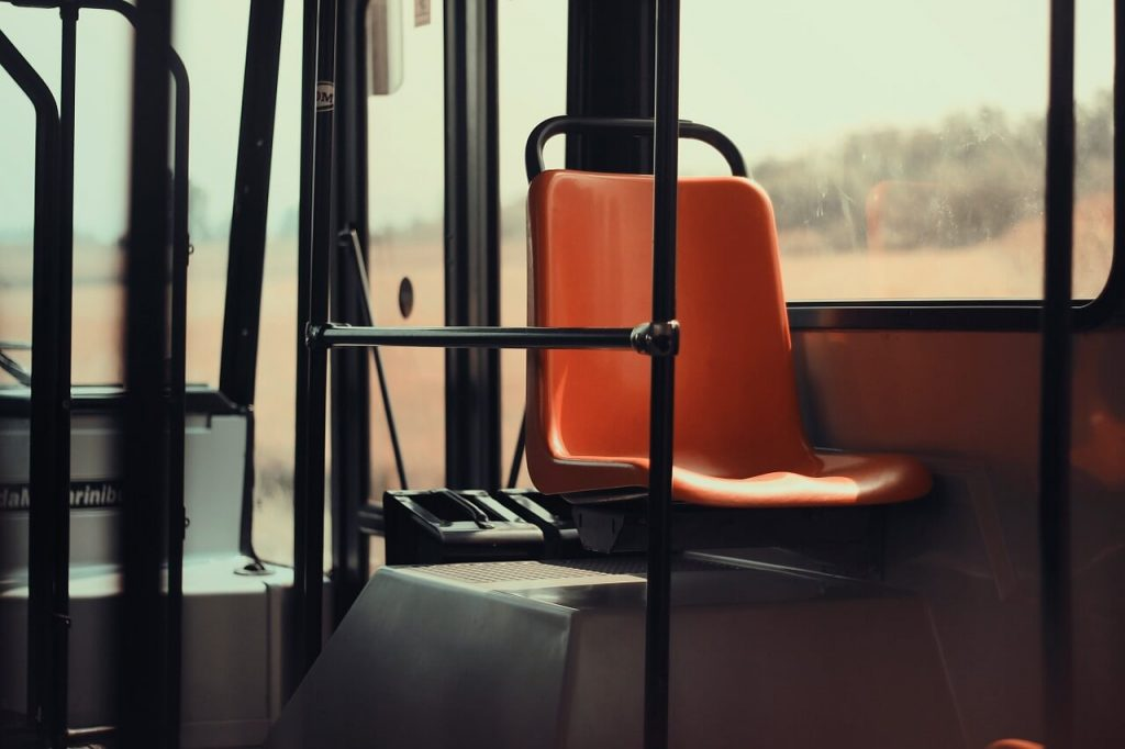 siedzenie w busie 2